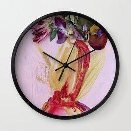 Save Face (3) Wall Clock