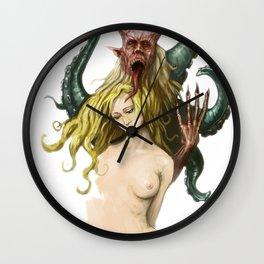 Prison Sex Wall Clock