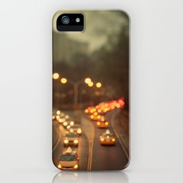 Taxicab Confessions - New York iPhone Case