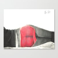 lost in translation Canvas Prints featuring Lost in Translation by Vartan Petrosyan