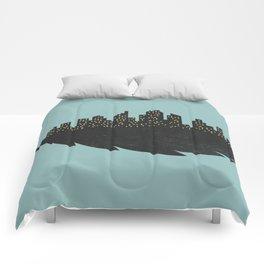 Leaf City Comforters