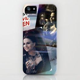 The Evil Queen iPhone Case
