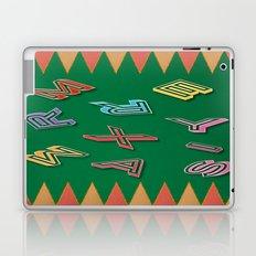 Merry X-Mas Laptop & iPad Skin