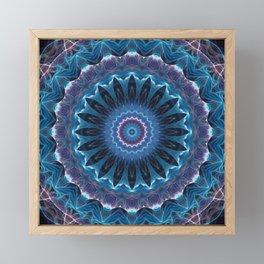 MAGNETO Framed Mini Art Print