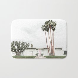 That Pink Door House Palm Springs,California Bath Mat