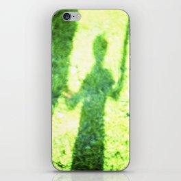 Family (LOMO) iPhone Skin