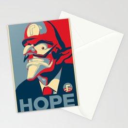 Waluigi for Smash Stationery Cards