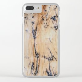 Close to Eternity Clear iPhone Case