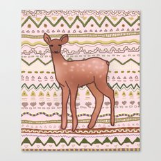 I Deer You to Dream Canvas Print