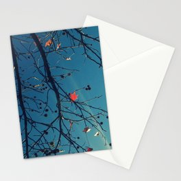 Mobile Photo #2 Stationery Cards
