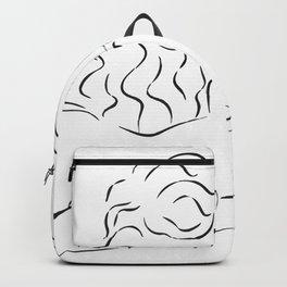 Minas - Minimal Female kiss Backpack