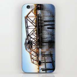 Inlet iPhone Skin
