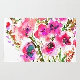 Bouquet Pink Rug