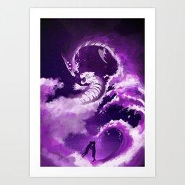Spirit Guardian Art Print