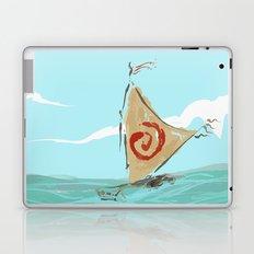 princess waikiki's boat Laptop & iPad Skin