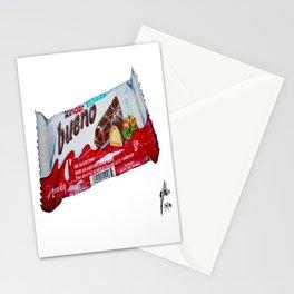 Kinder Bueno Stationery Cards