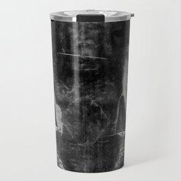 Shroud of Turin Travel Mug