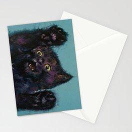 Ninja Kitten Stationery Cards