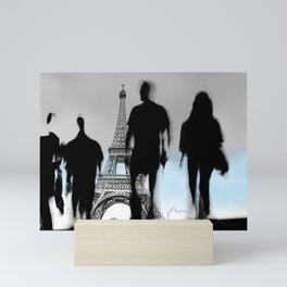 Les Parisiennes Mini Art Print