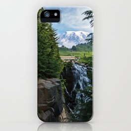 View from Paradise iPhone Case