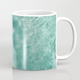 Surfing in the Ocean Coffee Mug