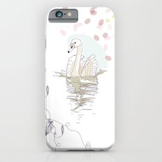 Swan Slim Case iPhone 6s