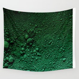 Verde Absoluto Wall Tapestry