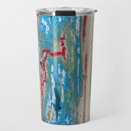 Peeling paint Travel Mug