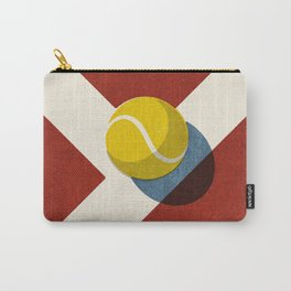 BALLS / Tennis (Clay Court) Carry-All Pouch