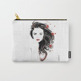 The look of seduction Carry-All Pouch
