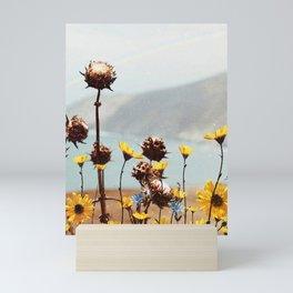Yellow Dreamland Mini Art Print
