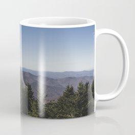 Mount Mitchell View Coffee Mug
