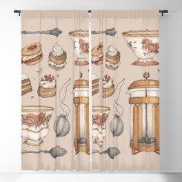 Tea Time Blackout Curtain