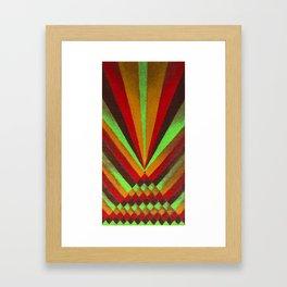 ápice Framed Art Print