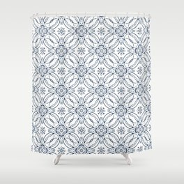 Malay Shower Curtain