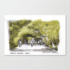 Reserva Ecologica en Buenos Aires Canvas Print
