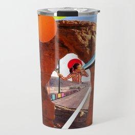Here Comes Freedom Travel Mug