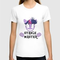 mlp T-shirts featuring MLP: Stable Master by turokevie