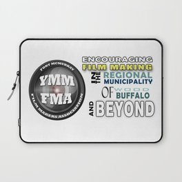 Fort McMurray Film Makers Association Laptop Sleeve