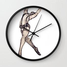 Zane Altimari Wall Clock