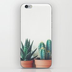 Potted Plants iPhone Skin