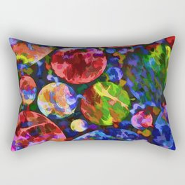 Celestial Wholeness Rectangular Pillow
