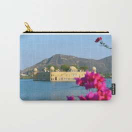 Jal Mahal, Jaipur, Rajasthan Carry-All Pouch