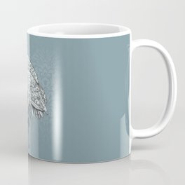 Secrets of the Snowy Owl Coffee Mug
