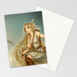 Artemis/Diana Stationery Cards
