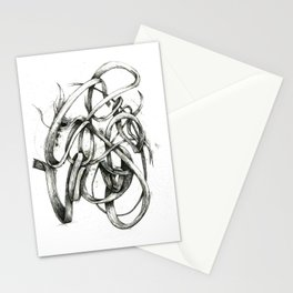 Bacon Ampersand Stationery Cards