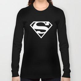 SUPER MAN Long Sleeve T-shirt