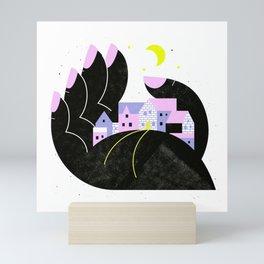The Way Home Mini Art Print