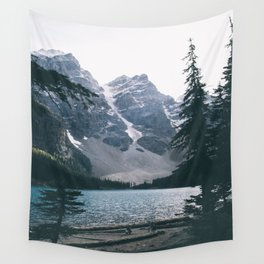 Moraine Lake Wall Tapestry