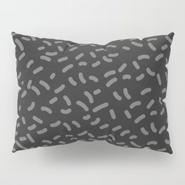 Black series 001 Pillow Sham